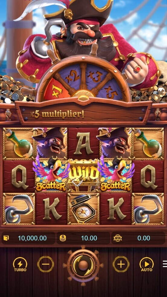 Captain's Bounty PG Slot