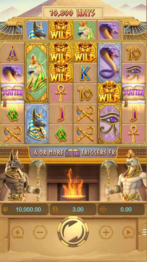 Egypt's Book of Mystery PG slot